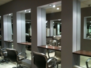 John Brown salon
